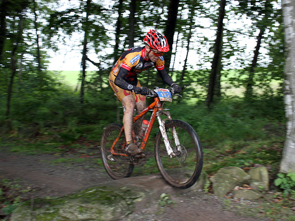 Mountainbiker (c) Siegfried Fries / pixelio.de