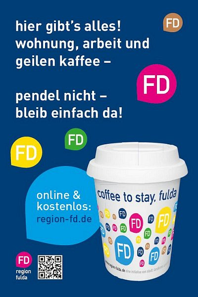 Aktion: Coffee to stay (c) Region Fulda