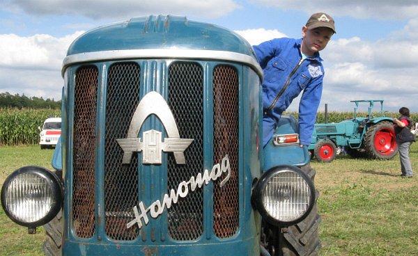 Traktortreffen in Dannenrod (c) Claus Schwing