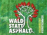 Logo (c) Wald statt Asphalt Bündnis